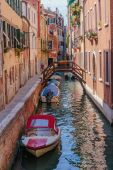 Canal in Venice Italy — Stock Photo