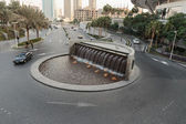 Ring road in Dubai — Stock Photo