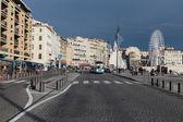 Stary Port, Marseille Vieux-Port. — Zdjęcie stockowe