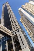 Moderna byggnader. Dubai — Stockfoto