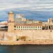 Panoramic view of the old port — Stock Photo #65199931