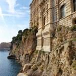 Oceanographic Museum of Monaco. — Stock Photo #65671577