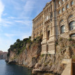 Oceanographic Museum of Monaco. — Stock Photo #65671651
