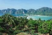 Tropical seascape island — Stock Photo