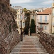 Street in the old town Cannes — Stock Photo #66615545