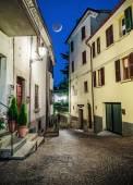 Straße in der Altstadt — Stockfoto
