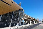 Dubai metro metro istasyonu — Stok fotoğraf