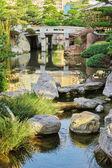 Ogród japoński w monte carlo — Zdjęcie stockowe