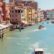 Grand Canal in Venice Italy — Stock Photo #70284001