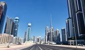Centrum miasta Dubaj — Zdjęcie stockowe