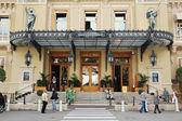 Entrance to the Grand Casino in Monte Carlo — Stock Photo