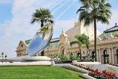 Grand Casino in Monte Carlo — Stock Photo