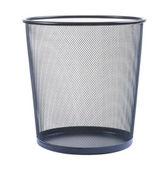 Empty wastebasket — Stock Photo