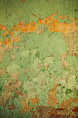 Old painted concrete wall — Stock Photo