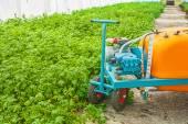 Big pesticide sprayer — Stock Photo