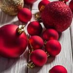 Set of christmas balls — Stock Photo #59911373