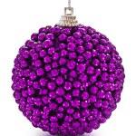 Pink christmas ball — Stock Photo #60134819