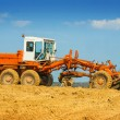 Road working tractor — Stock Photo #60346473