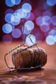 Champagne cork — Stock Photo