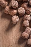 Champagne corks — Photo