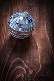 Mirror disco ball — Stock Photo