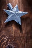 Estrella de juguete de navidad — Foto de Stock