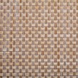 Plastic wicker woven texture — Stock Photo #67094195