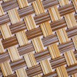 Plastic wicker texture — Stockfoto #69016955