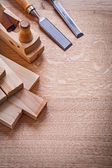 Copsypace image carpentry chisels — Stock Photo