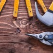 Collection of various working tools — Stock Photo #72715729