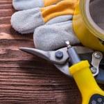 Set of construction tools — Stock Photo #72715773