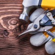 Group of house improvement tools — Stock Photo #72715813