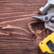 Set of working tools — Stock Photo #72715873