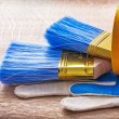 Set of tools for painting — Stock Photo #73074879