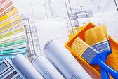 Architecture, design, interior concept — Stock Photo