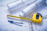 Construction, architecture  design concept — 图库照片
