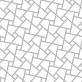 Vector seamless pattern - poligonal geometric modern simple back — Stock Vector