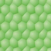 Vector seamless pattern - chaotic volume poligonal gray backgrou — Stock Vector