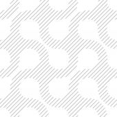 Simple geometric vector pattern - diagonal lines on white backgr — Vector de stock