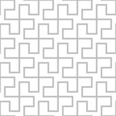 Seamless geometric pattern. Vector gray simple abstract backgrou — Stockvector