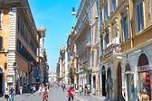Rome street — Stock Photo