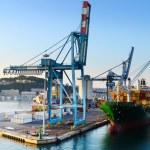 Ancona port — Stock Photo #52621081