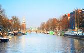 Amsterdam picturesque — Photo