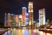 Downtown Core , Singapore — Stock Photo