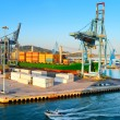 Port in Ancona, Italy — Stock Photo #54530759