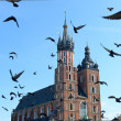 St. Mary Basilica, Krakow — Stock Photo #57938741