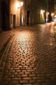 Prague Old Town street — Stock Photo