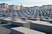 Jewish Holocaust Memorial, Berlin — Foto de Stock