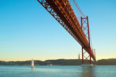 Large bridge, Portugal — ストック写真
