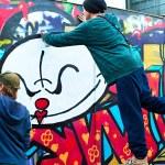 Graffiti in Lisbon — Stock Photo #63923291